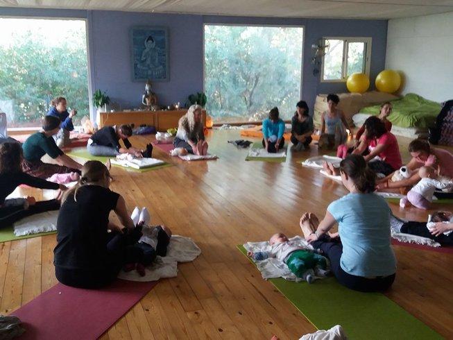 5 Days Motherhood Yoga Retreat in USA