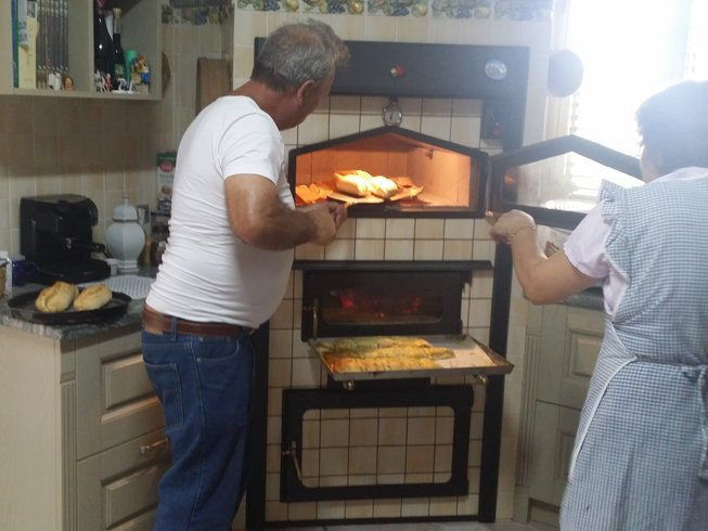 4 Days Cheese, Olive Oil & Cooking Holidays in Italy