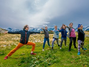 3 Day Experience Fun Yoga Weekend and Alpine Hiking in the Heart of Swiss Alps, Ticino