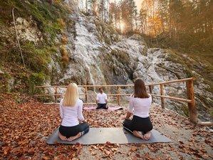 4 Day Hiking, Biking, and Yoga Retreat in Solčava, Slovenia