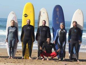 8 Days Surf and Yoga Holiday Surf Camp Tamraght, Morocco