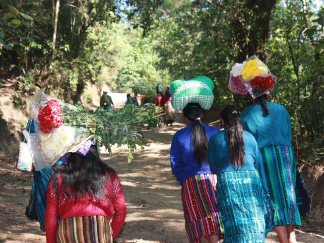 17 días vacaciones de yoga y aventuras en Quetzaltenango, Guatemala