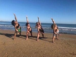 4-Daagse Pilates en Yoga Retreat in een Bijzonder Natuurgebied in Spanje