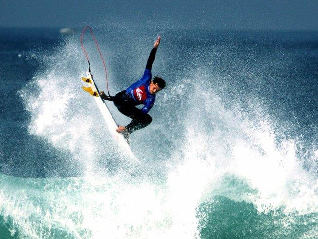 7 Days Enchanting Surf Camp France