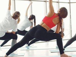 8 días de retiro R-CONECTA: Campus Deporte y Felicidad con Yoga Diario en Fuerteventura