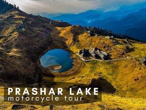 3 Day Guided Motorcycle Tour to Prashar Lake, Himachal Pradesh