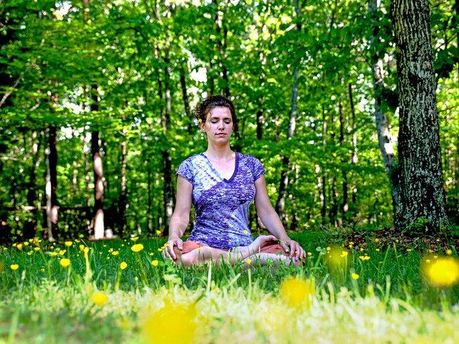 28 jours - 200h en formation de professeur de yoga à Rishikesh