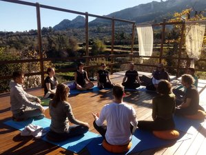 6 Day Secular Silent Teacher-lead Mindfulness Retreat in Benimaurell, Alicante