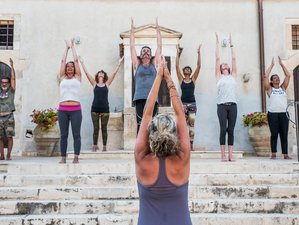 8 Day InSpiral Escapes in Sicily Luxurious Beachfront SPA Yoga-Pilates and Sound Bath Holiday