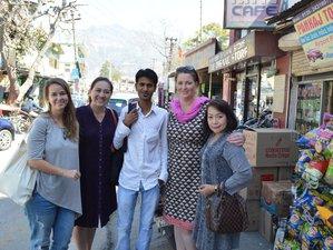 30 Days 200-Hour Yoga Teacher Training in Rishikesh, India for Beginners