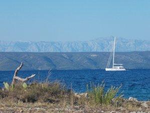 8 Tage Yoga auf einer Insel nur für die Yogagruppe in Kroatien