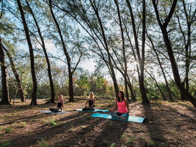 8 Days Island Crush Yoga Retreat in USA