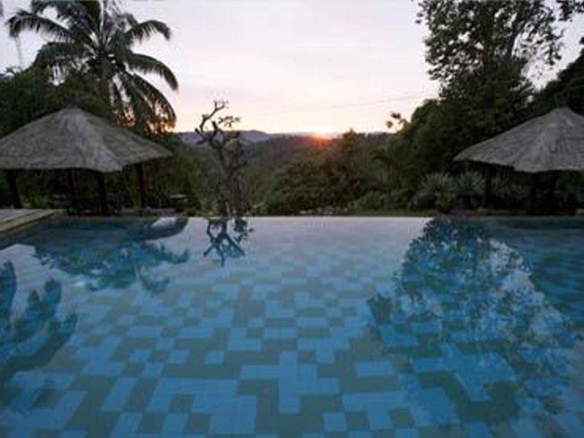 6 jours en stage de yoga pour la paix intérieure et journée de silence à Bali, Indonésie