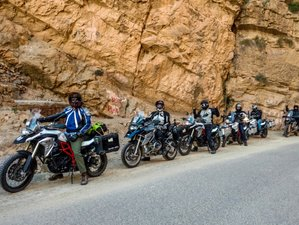 9 Days Heritage Motorcycle Tour Morocco