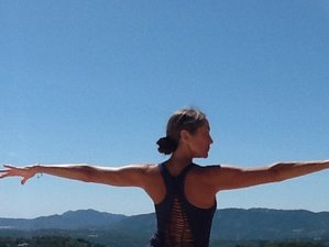 3 Days La Luciole Weekend Yoga Retreat in French Riviera, France
