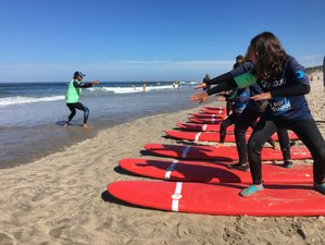 8 Days Yoga and Surf Camp in Porto, Portugal