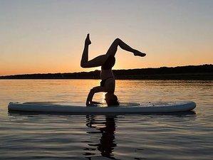 3-Daagse ´SUP Yoga and More´ Retreat met Jessica Groenenberg in Zeeland