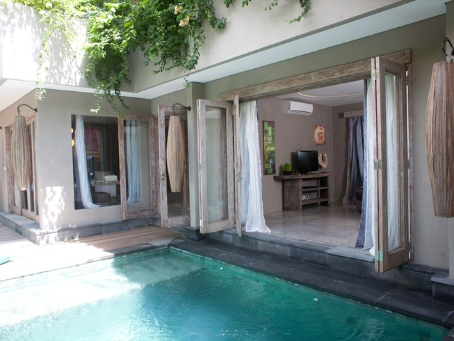 4 Days Luxury Detox and Yoga Retreat in Bali, Indonesia