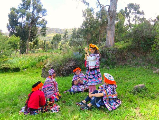 5 Days Sacred Valley Yoga Retreat in Peru