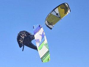 8 Days Refreshing Kitesurf Camp in Miramar, Vila Nova de Gaia, Portugal