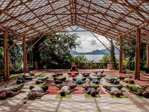 7 Day 50-Hour Oracle Yin Yoga Teacher Training on Lake Atitlan