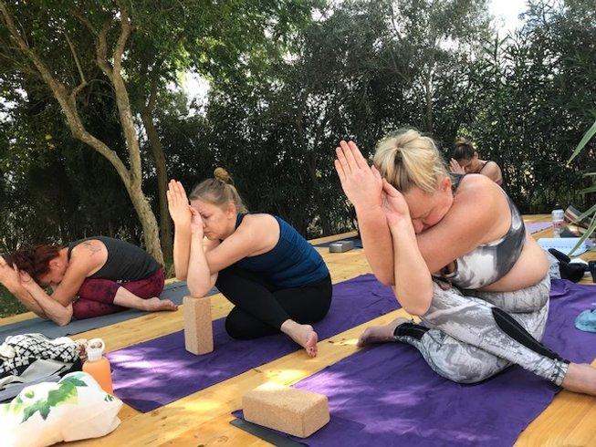 6-Daagse 60-urige Yin Yoga Docentenopleiding in Ibiza, Spanje