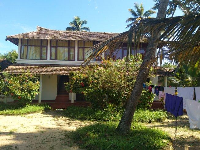7 Days Ayurveda, Cooking, and Yoga Retreat in Kerala, India