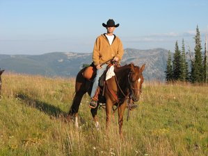 7 Days Salmon River Pack Trip and Ranch Vacation in Idaho, USA