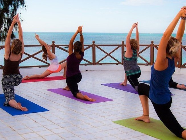 8 Days Budget Yoga Retreat in Zanzibar, Tanzania