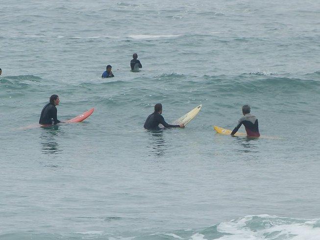 6 Days Surf Camp Peru