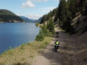 7 Day West Coast is the Best Coast Guided Motorcycle Adventure Tour in British Columbia, Canada