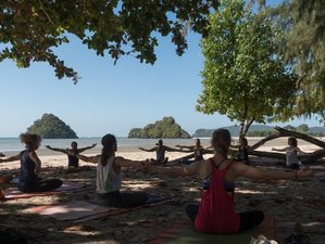 28 Days 200Hr Hatha Yoga Teacher Training with Healing Workshop in Thailand