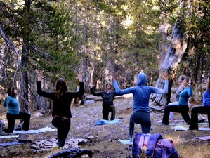 4 Days Women of Color Wilderness Empowerment Backpack & Yoga Retreat in Yosemite National Park, USA