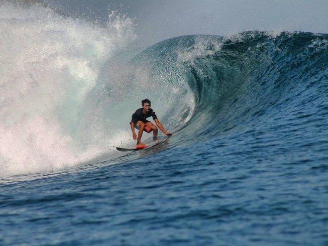 8 Days Honeymoon Surf Camp in Sumbawa, Indonesia