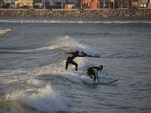 3 Day Budget Surf Camp in Huachanco, La Libertad Region