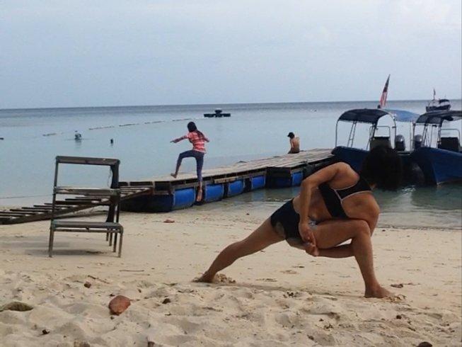 2 Days Aromatherapy and Yin Yoga Retreat in Malaysia