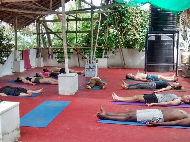 28 Days 200-Hour Ashtanga Vinyasa and Hatha Yoga Teacher Training in Varkala, India