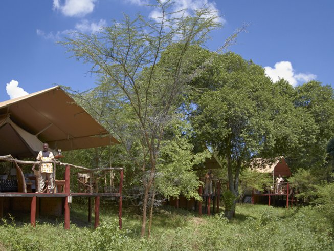 8 Days Private Safari in Kenya