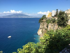 7 Days Serene Amalfi Coast Yoga Retreat in Italy