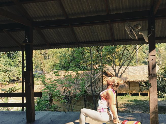 15 Days Yoga and Meditation Retreat in Chiang Mai, Thailand