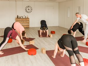 7 Day RCCY Yoga Teacher Training in Oosterblokker, North Holland