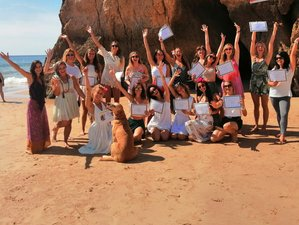 16 Day 200-Hour Vinyasa Flow,  Ashtanga and Ayurvedic Massage in Portimão, Algarve