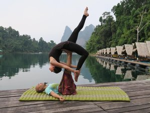 8 Days Adventure Yoga Retreat in Thailand