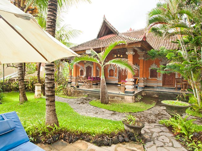 21 Days 200 Hours Yoga Teacher Training in Bali, Indonesia