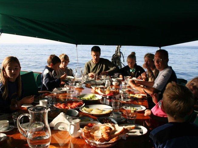 8 Days Gastronomic Gulet Culinary Tours Turkey