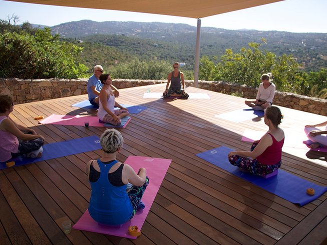 8 Tage Yoga und Meditation Transformational Reboot Retreat an der Algarve, Portugal