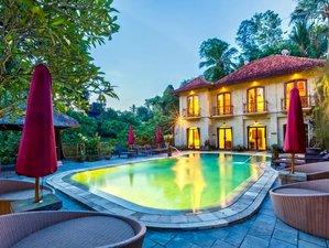 3 Days Day of Silence Nyepi, Meditation, and Yoga Retreat in Ubud, Bali, Indonesia