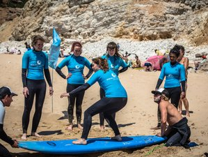 8 Days Surf Camp in Sagres, Portugal