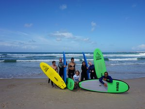 5 Days Fun Surf Camp in Ericeira, Lisbon Area, Portugal