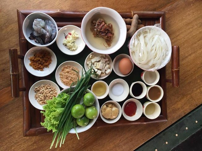 4 Days Cooking Course Chiang Mai, Thailand